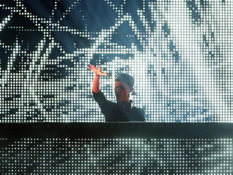 Bild zu DJ Avicii