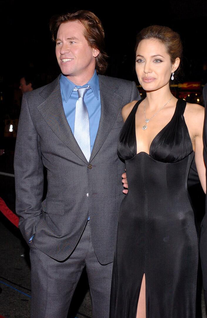 Bild zu Angelina Jolie, Freund, Val Kilmer