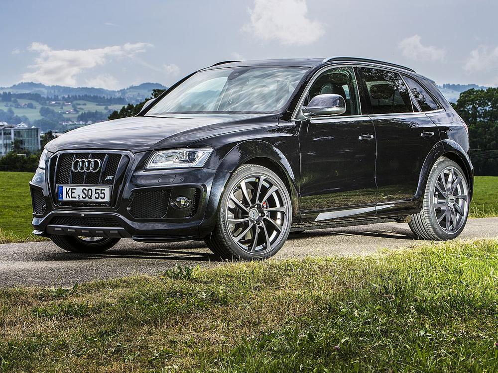 Bild zu ABT Audi SQ5 TDI plus