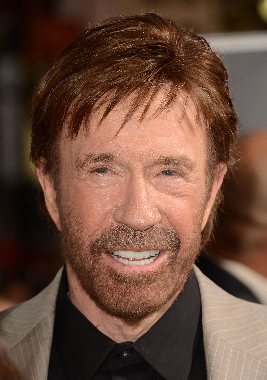 Bild zu Chuck Norris