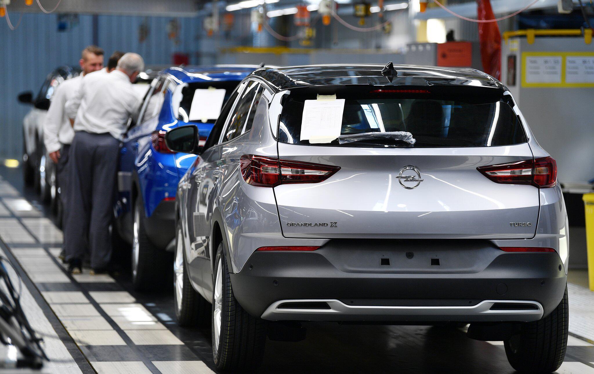 Bild zu Opel-Mutter PSA - 3. Quartal