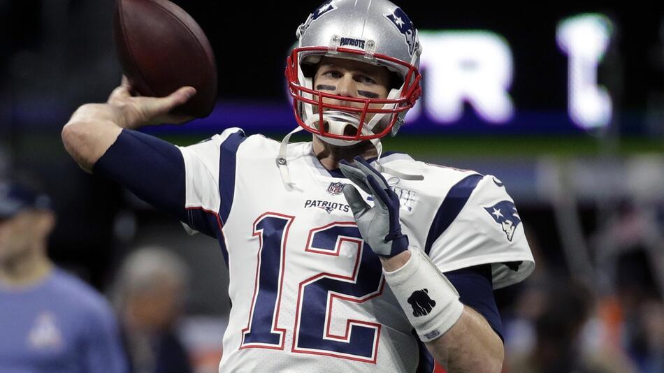 Football-Superstar Tom Brady verlässt New England Patriots
