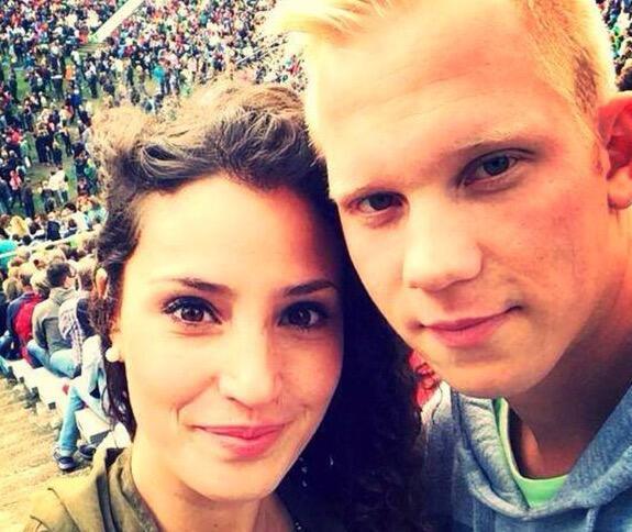 Bild zu GZSZ-Star Nadine Menz mit Sascha Bigalke verlobt
