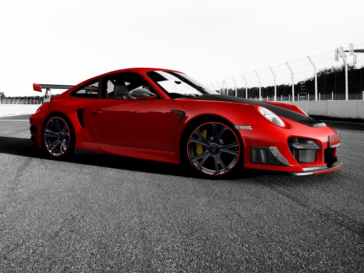 Bild zu Techart GTStreet RS