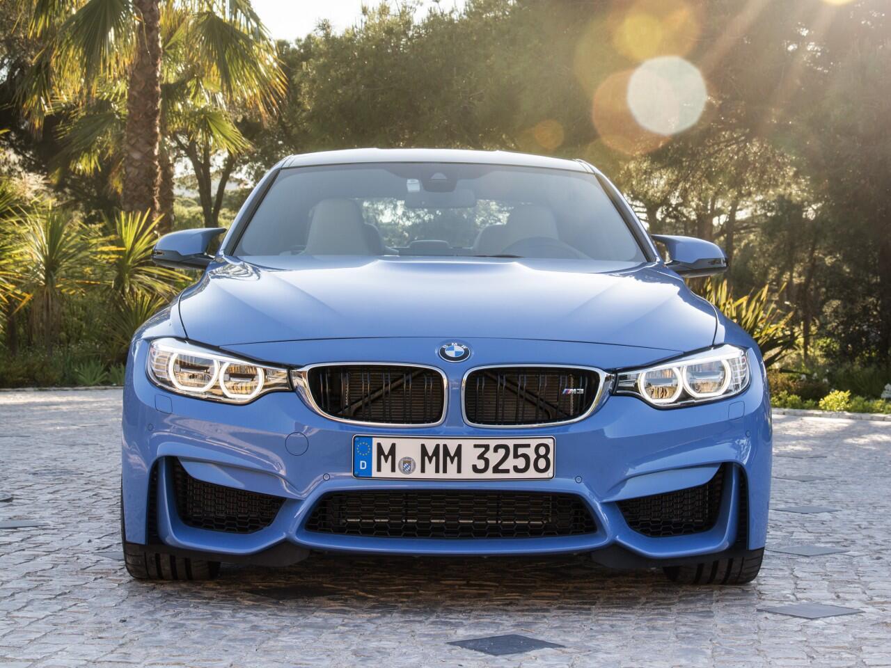 Bild zu BMW M3 Limousine