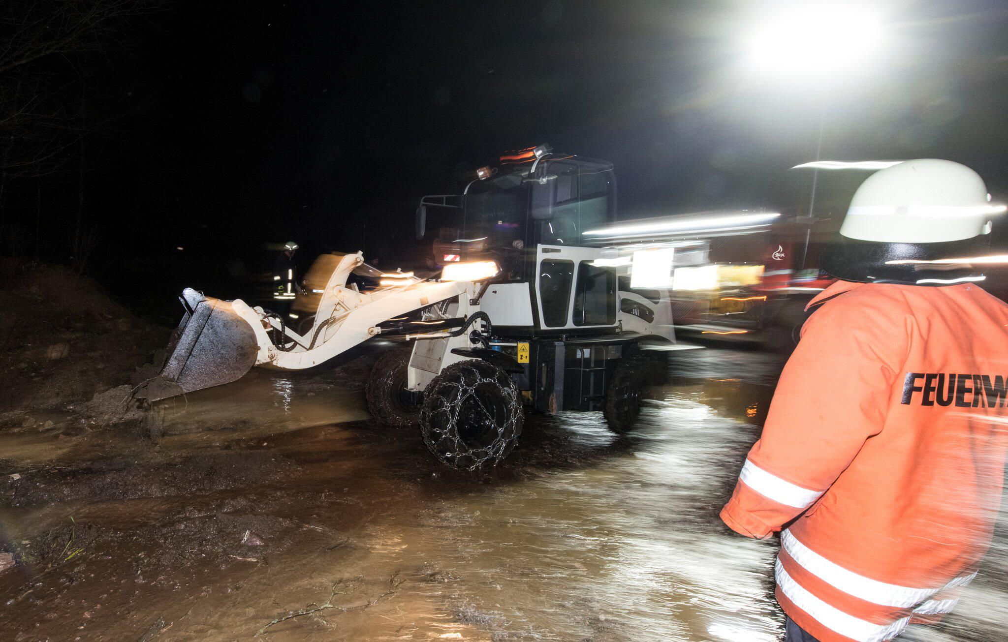 Bild zu Hochwasser in Titisee-Neustadt