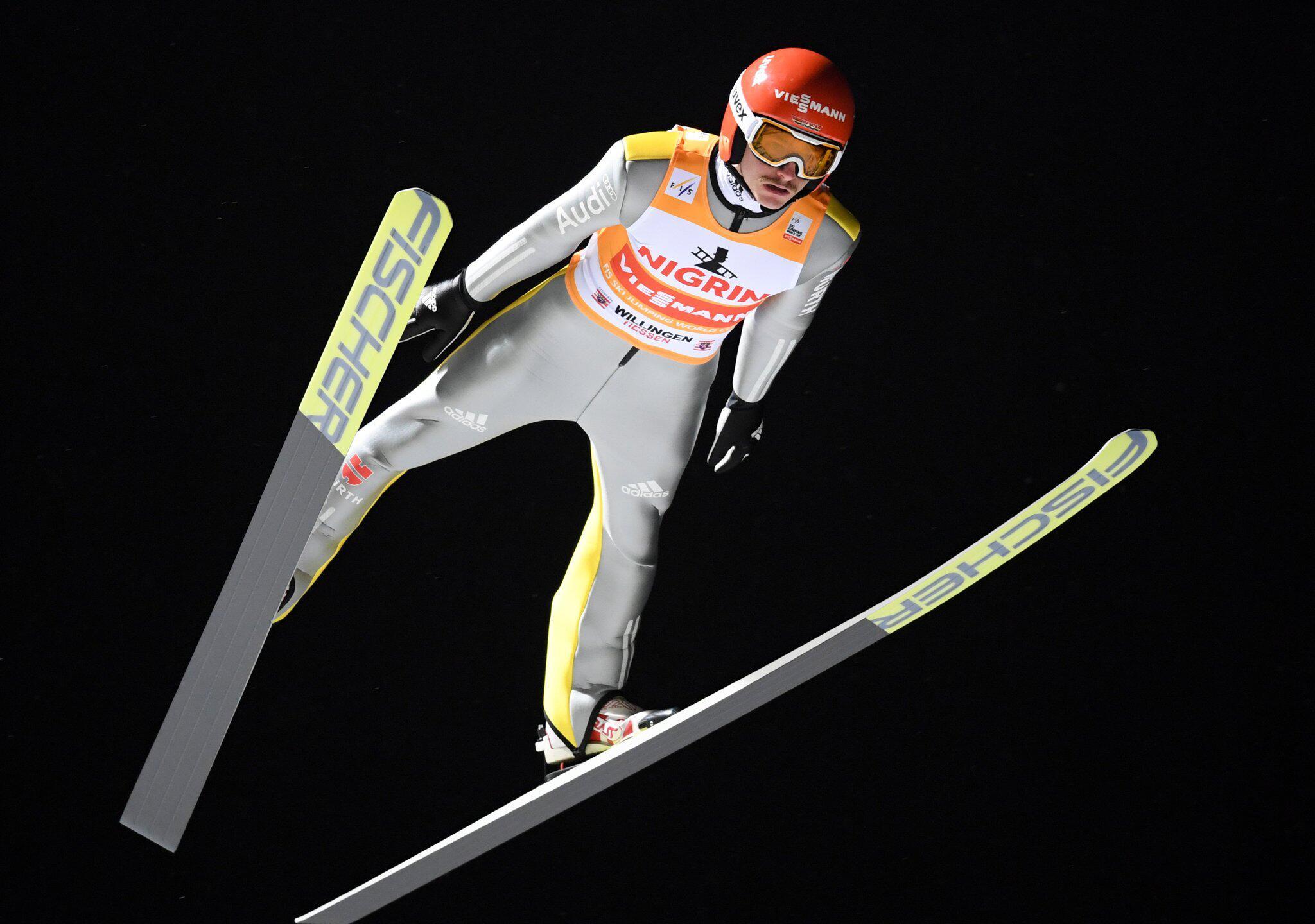 Bild zu Ski jumping World Cup in Willingen