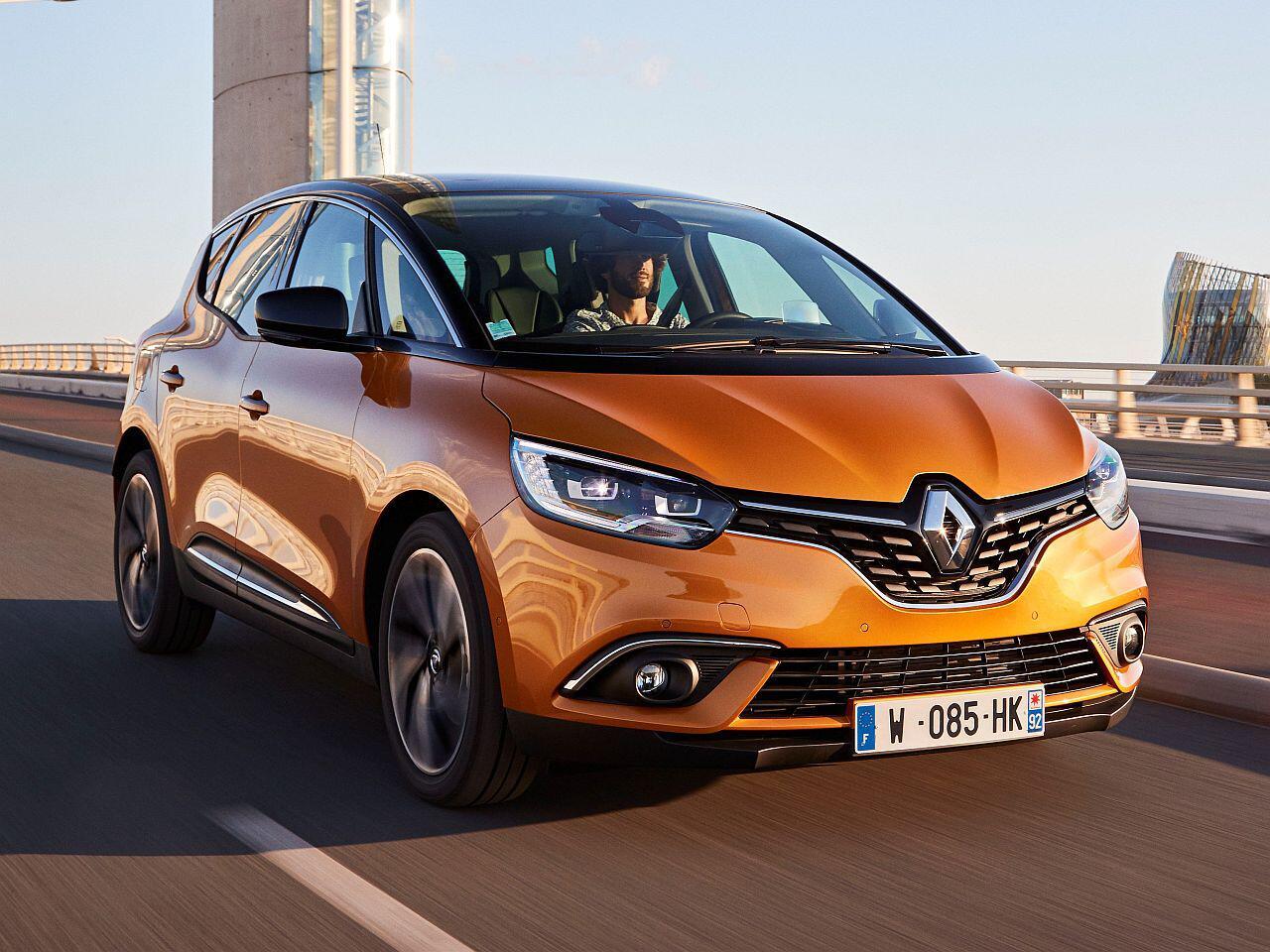 Bild zu Renault Scénic