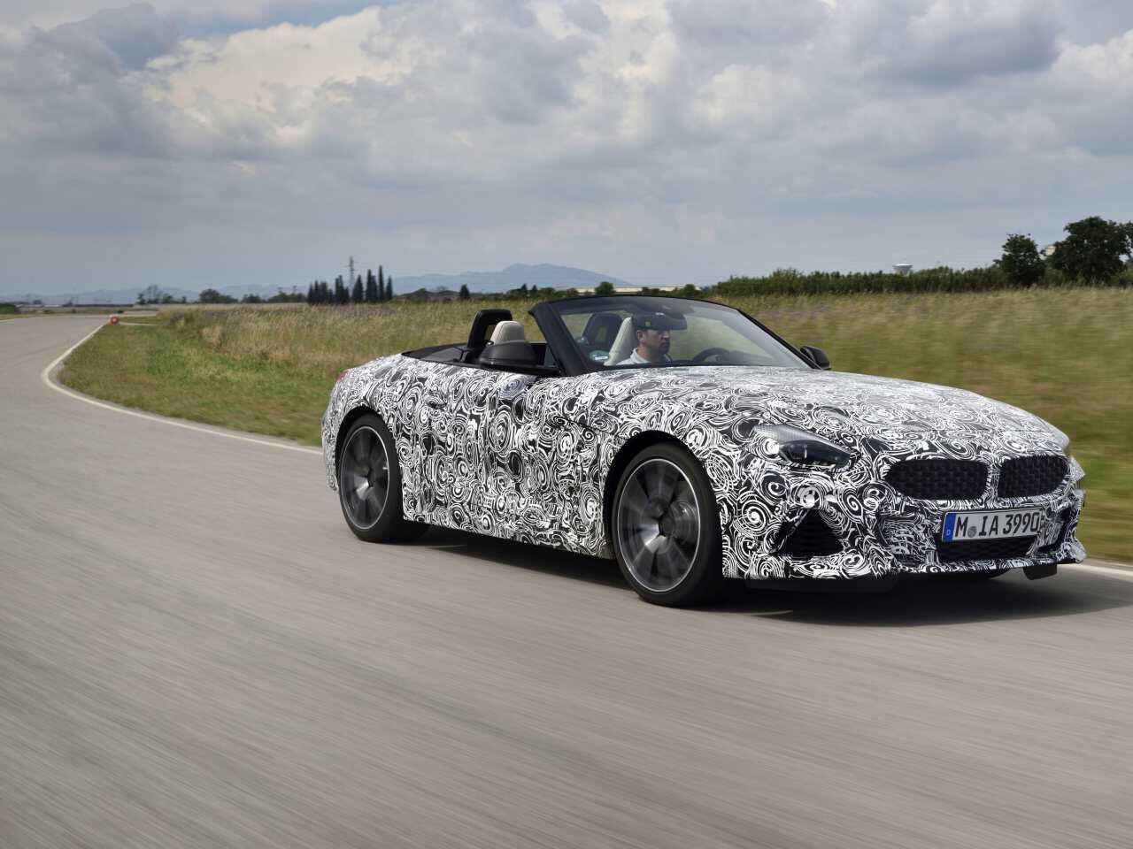 Bild zu Neuer BMW Z4 (G29)