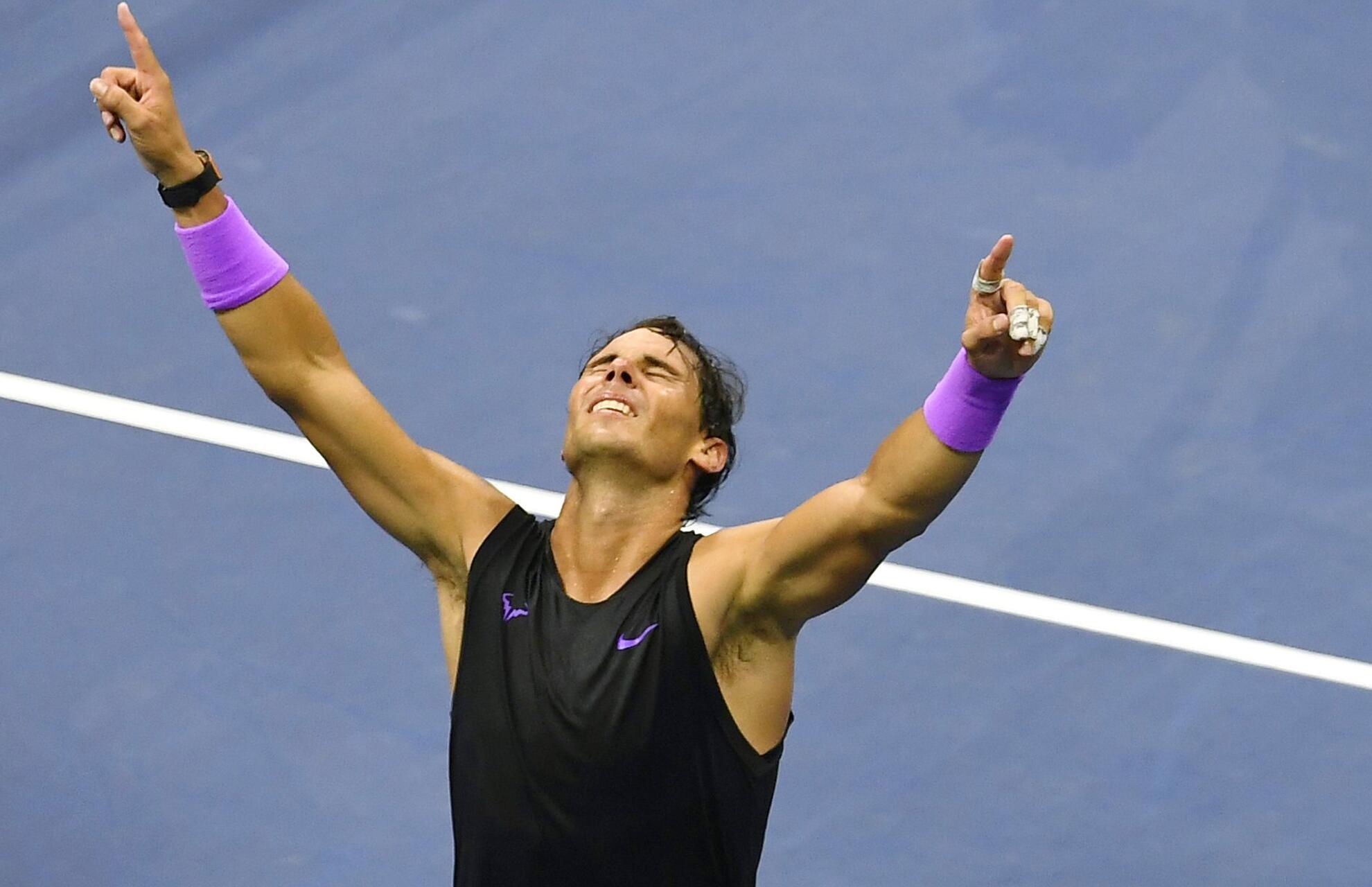Bild zu Raphael Nadal gewinnt US Open
