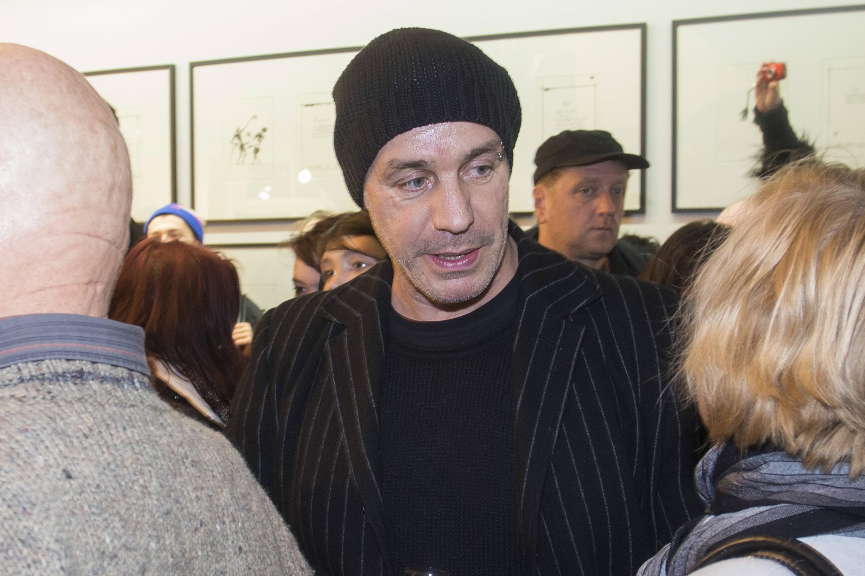 Bild zu Lindemann