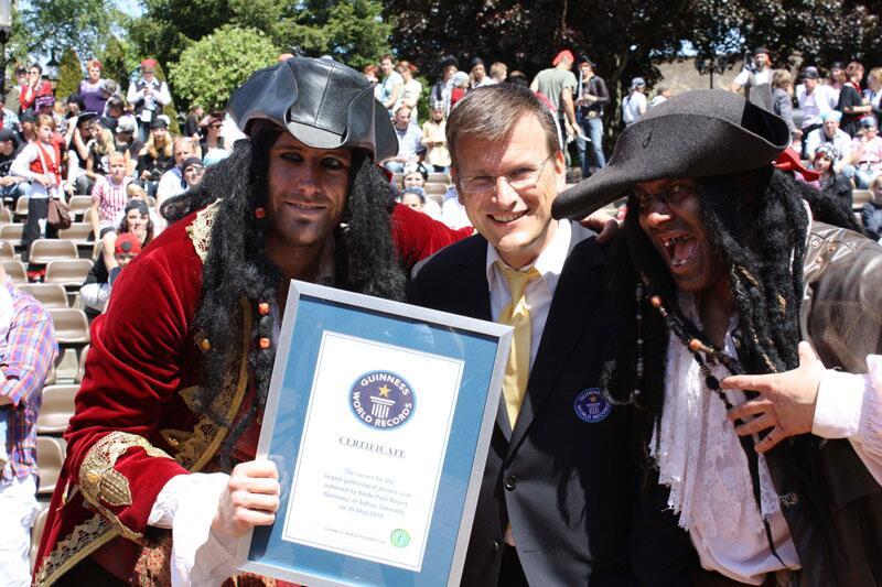 Bild zu Guinness World Records 2011