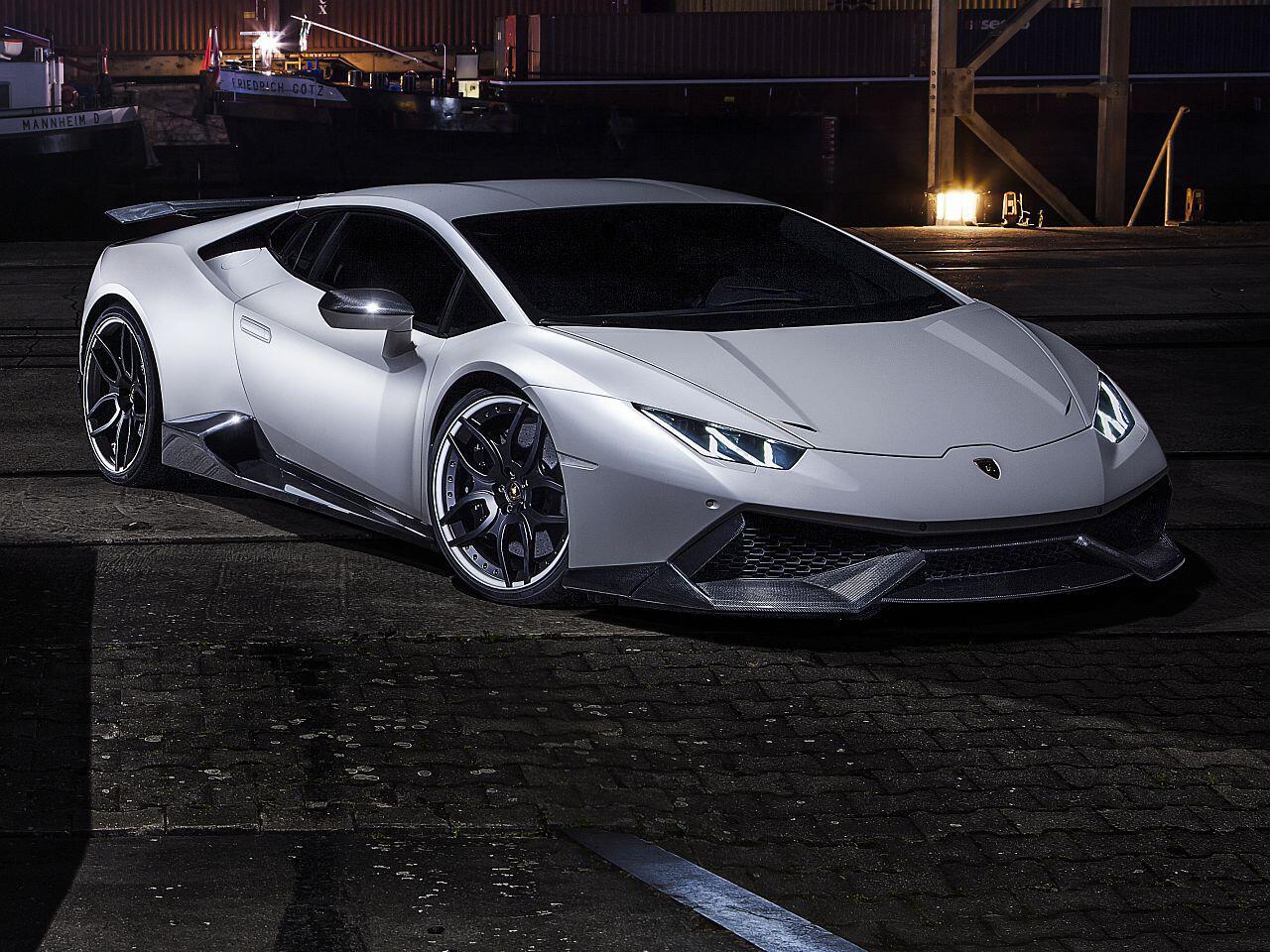 Bild zu Lamborghini Huracán von Novitec