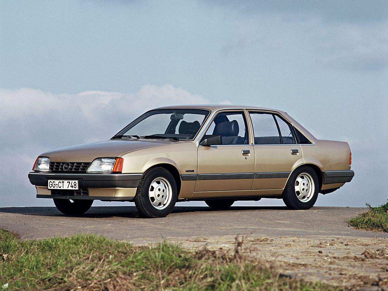 Bild zu Opel Rekord