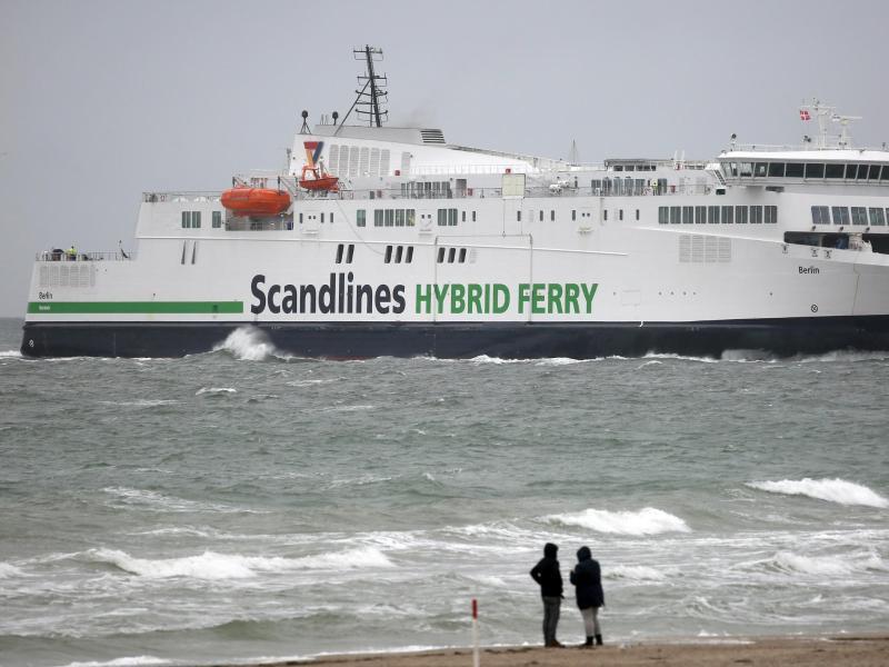 Bild zu Reederei Scandlines