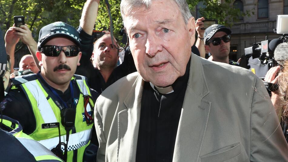 George Pell verhaftet