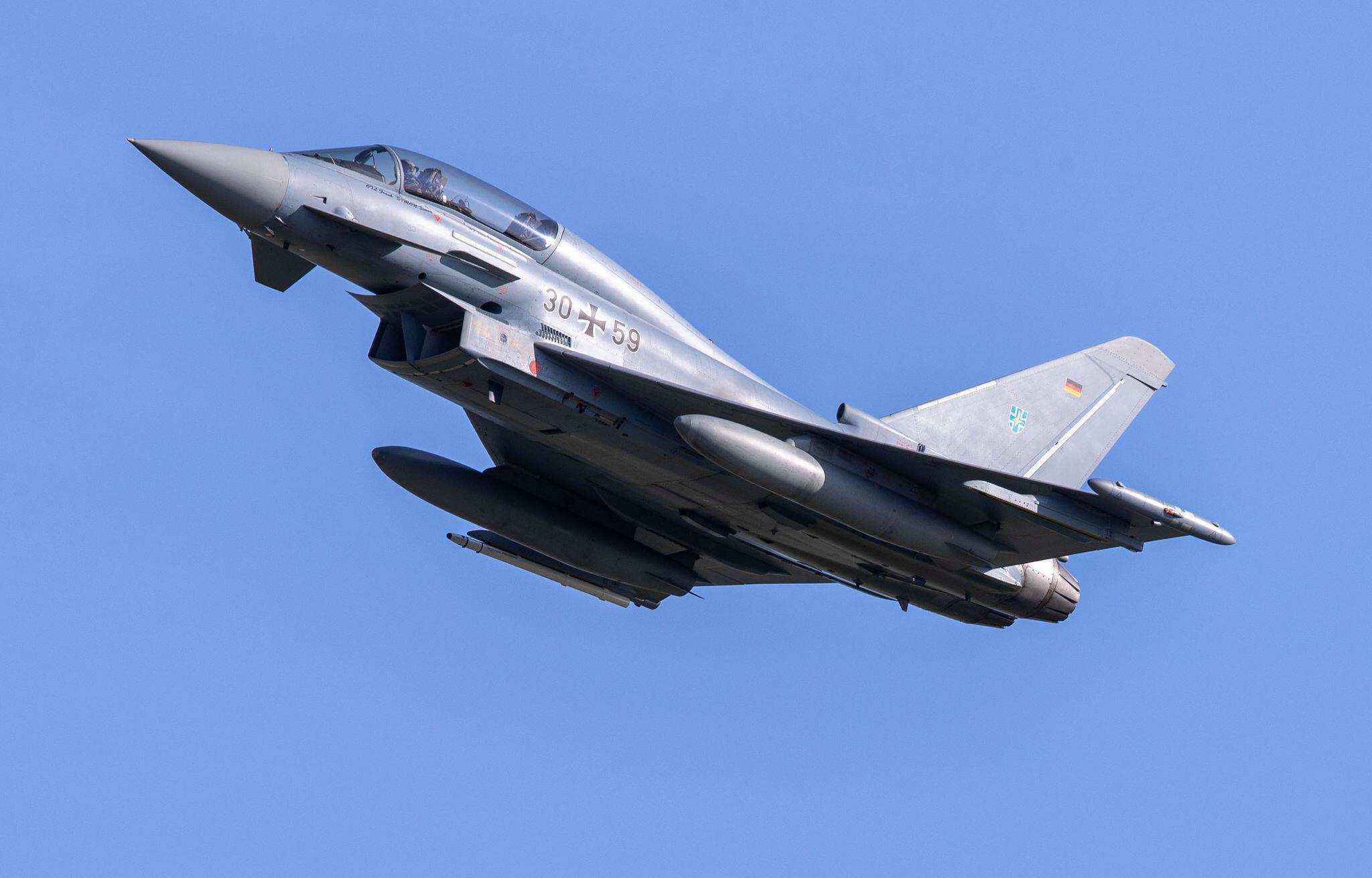 Bild zu Eurofighter