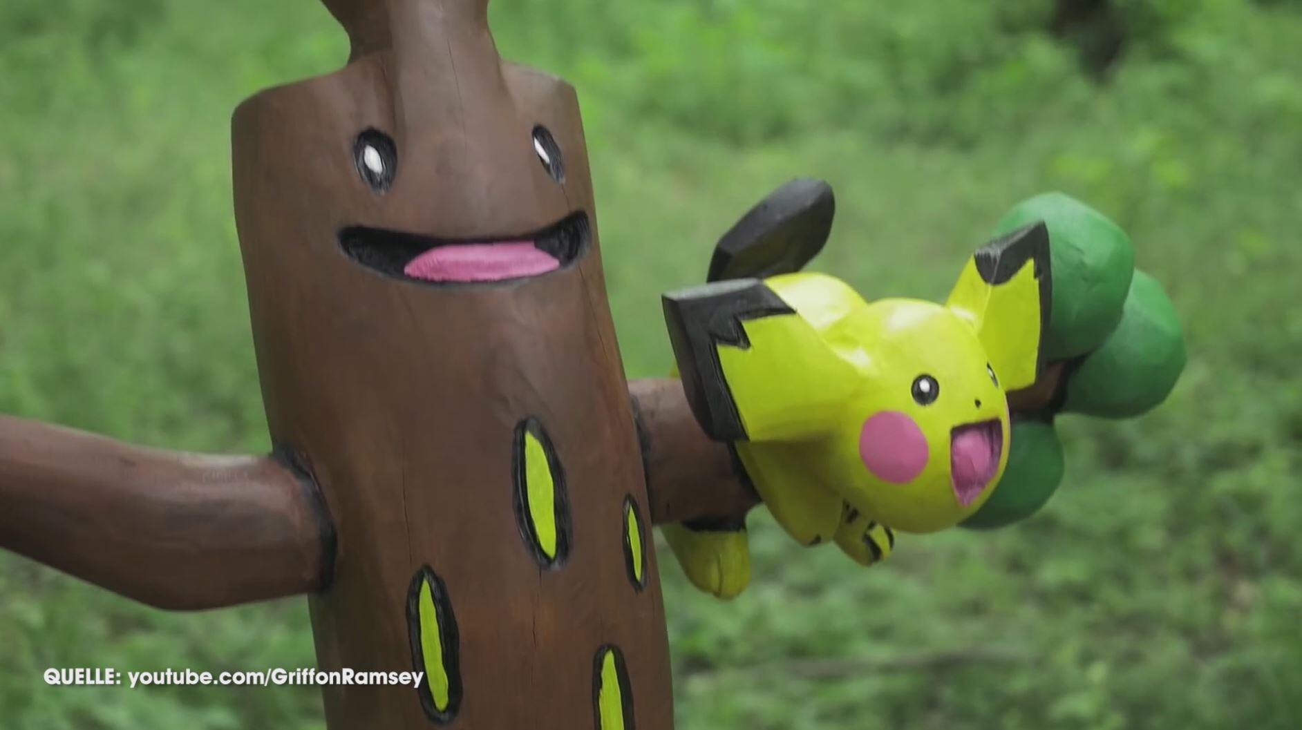 Bild zu Pokemon-Kettensägen-Challenge