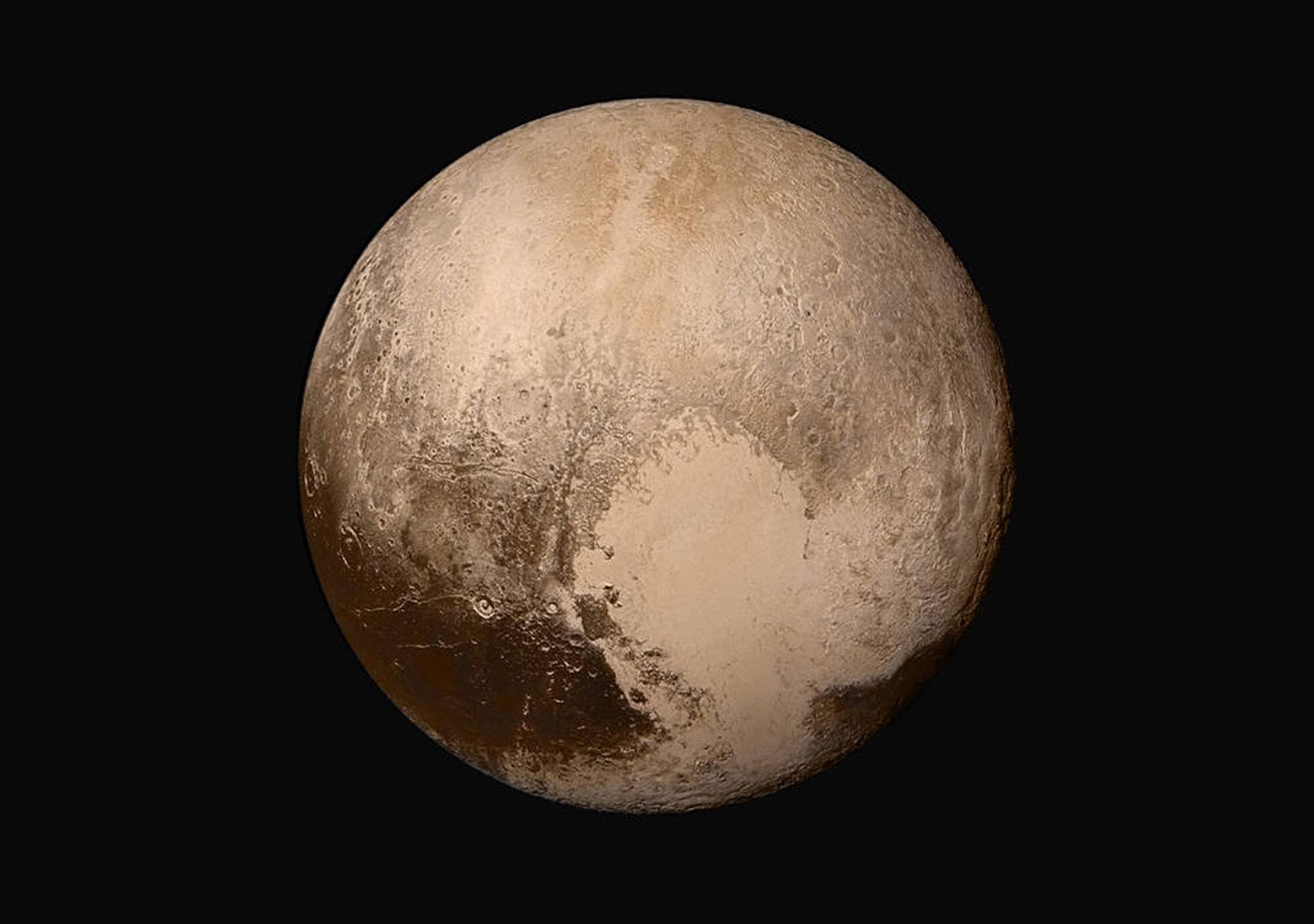 Bild zu Pluto