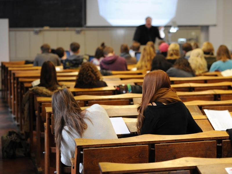 Bild zu Vorlesung an der Uni