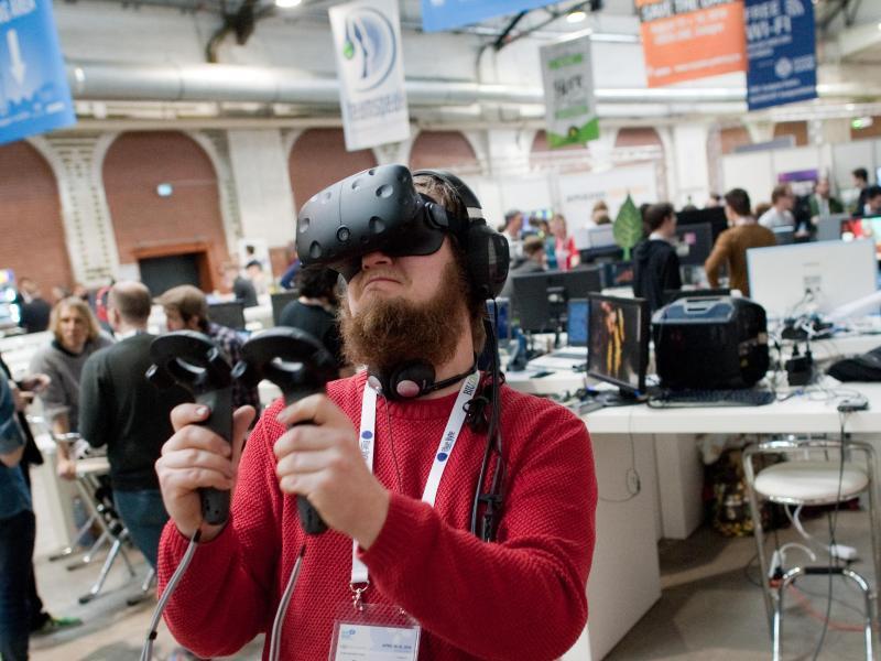 Bild zu Games Week Berlin