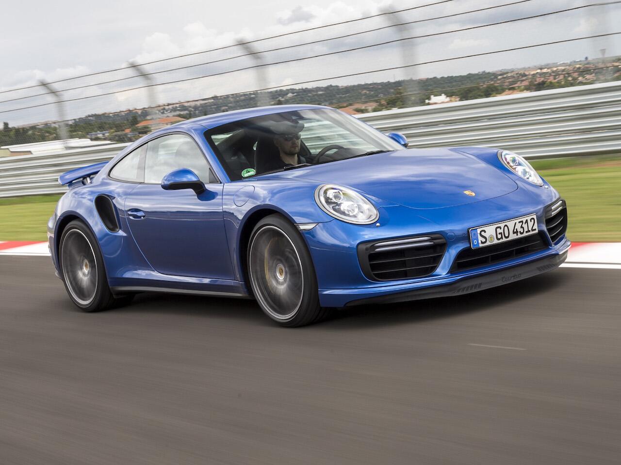 Bild zu 2. Platz Sportwagen: Porsche 911