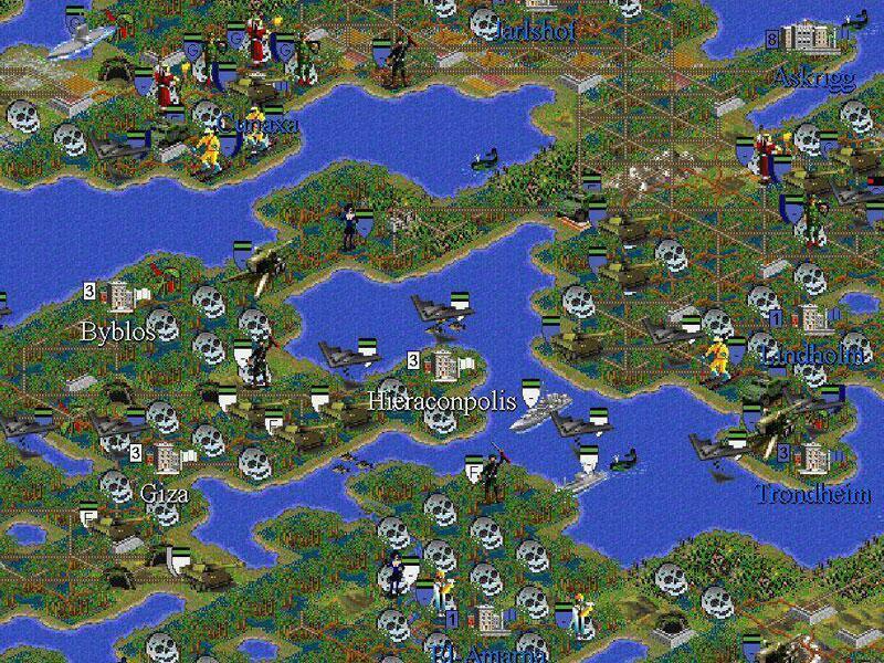 Bild zu Screenshot von Lycerius