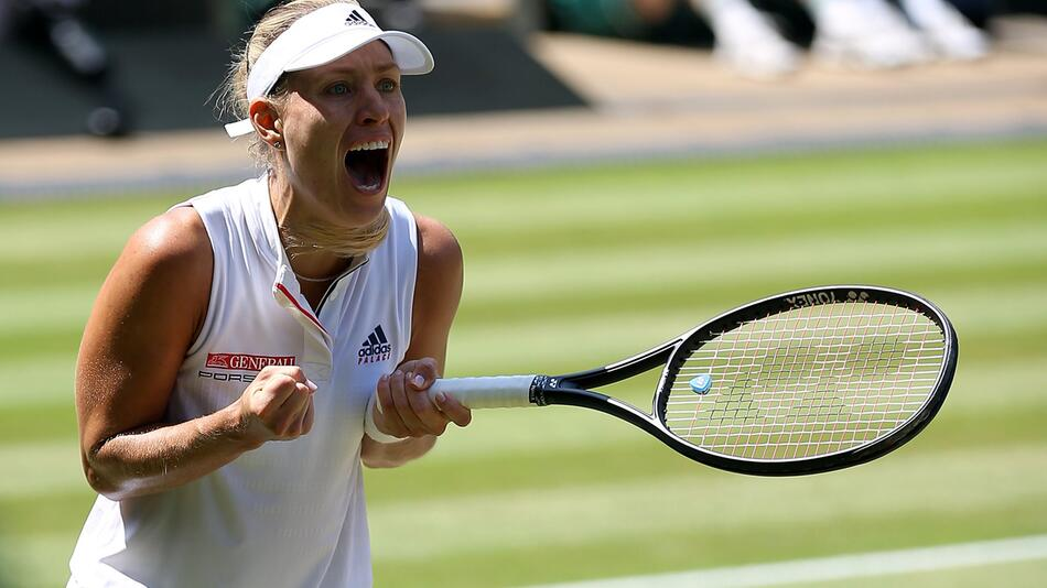 Wimbledon 2018, Angelique Kerber