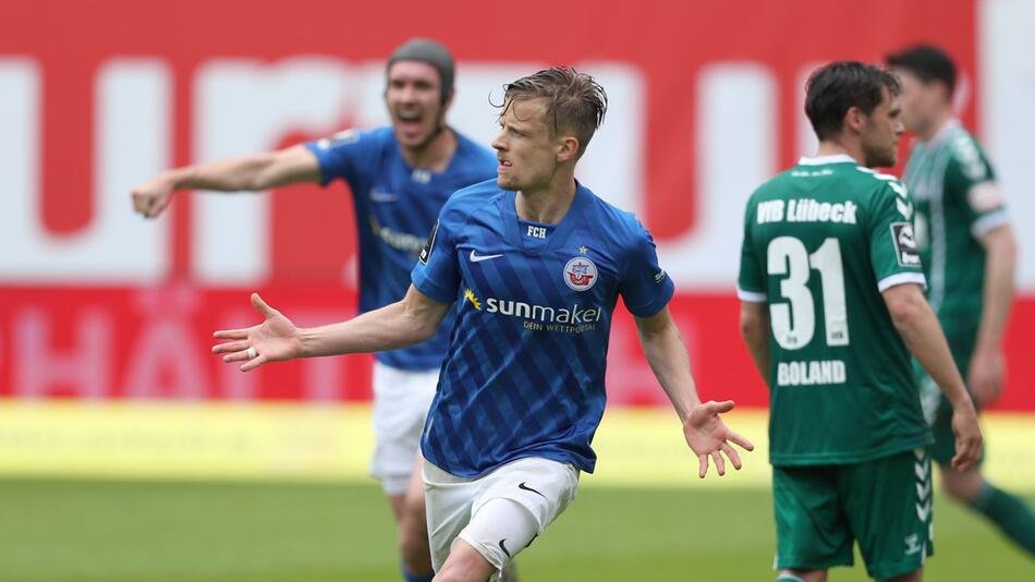 Hansa Rostock - VfB Lübeck