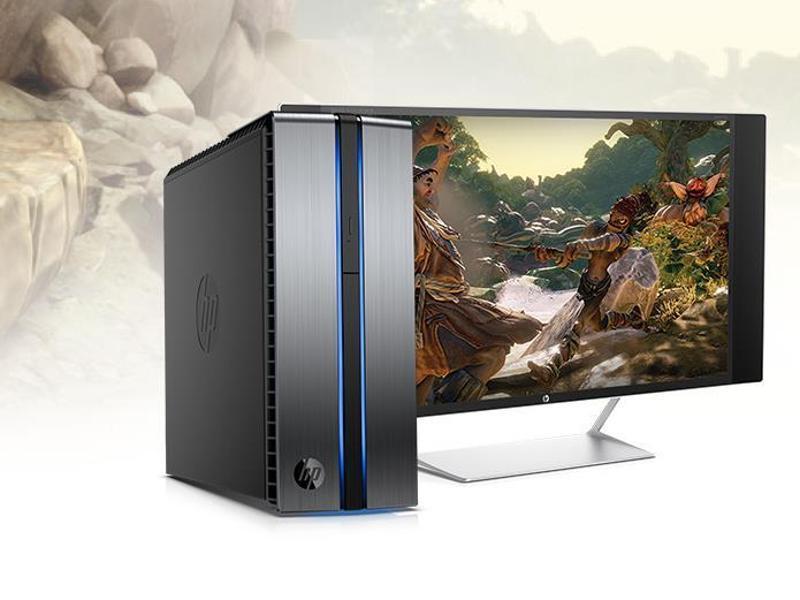 Bild zu HP bringt einen Spiele-PC