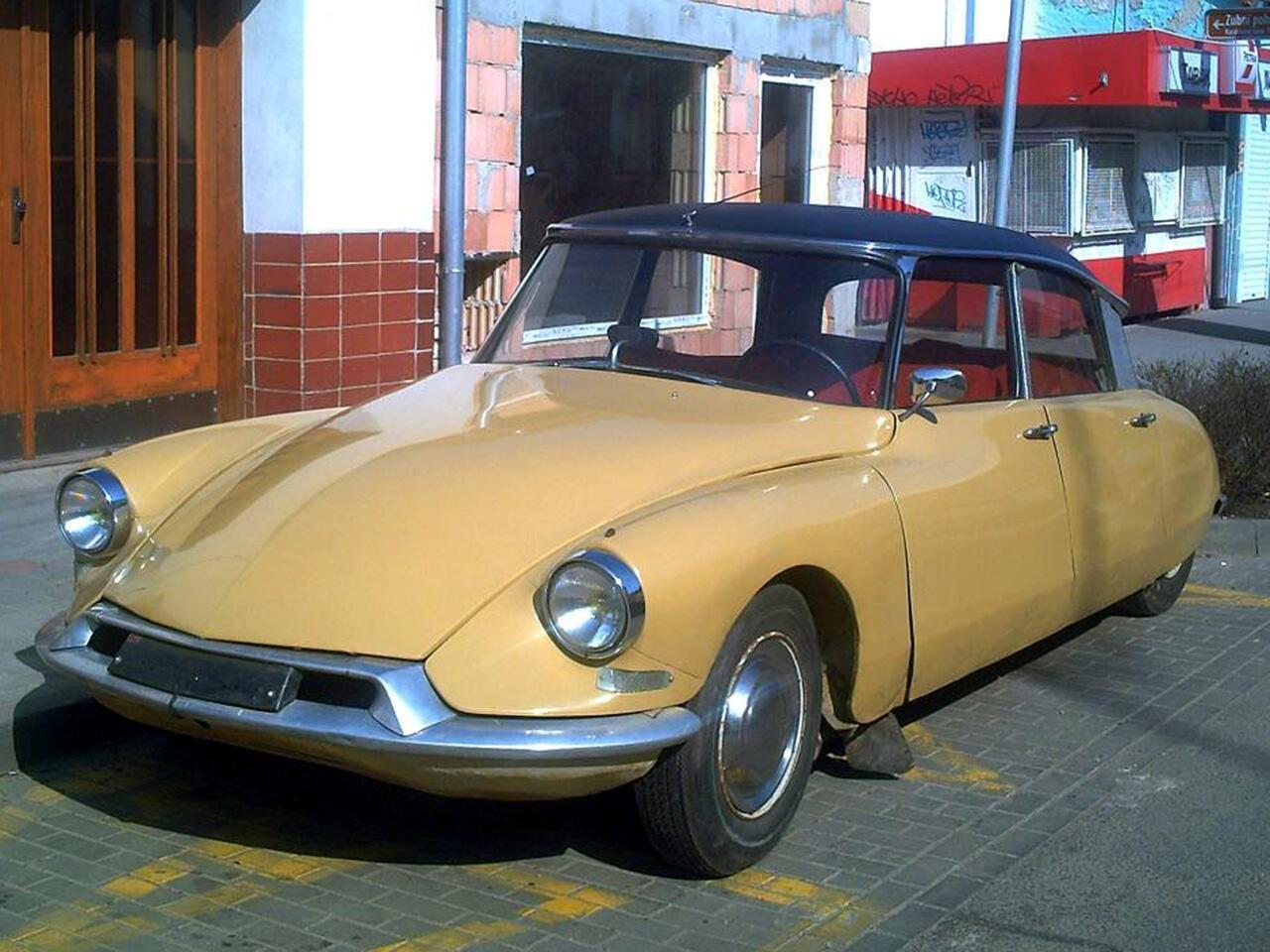 Bild zu Citroën DS