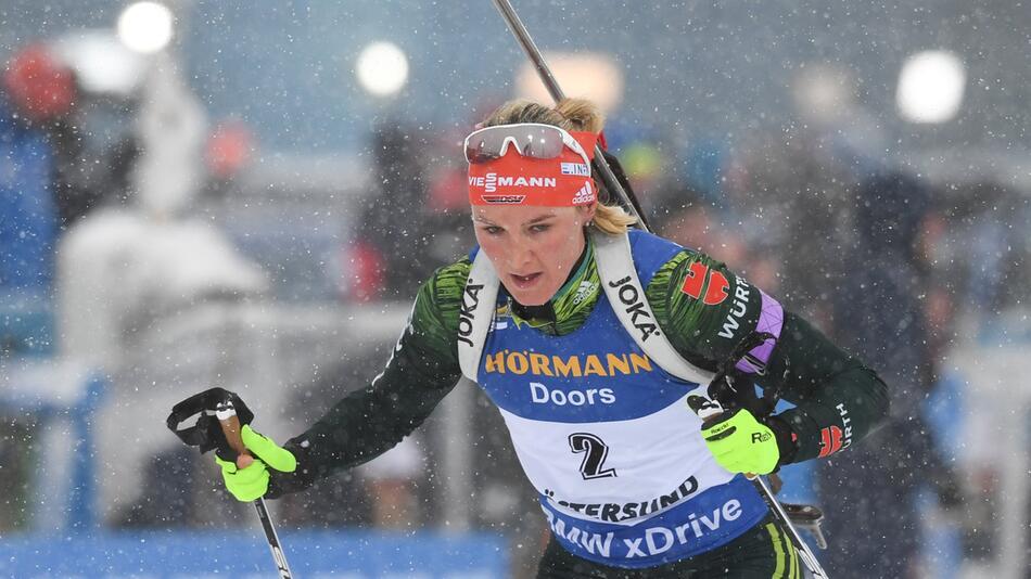 Biathlon-WM, Denise Herrmann