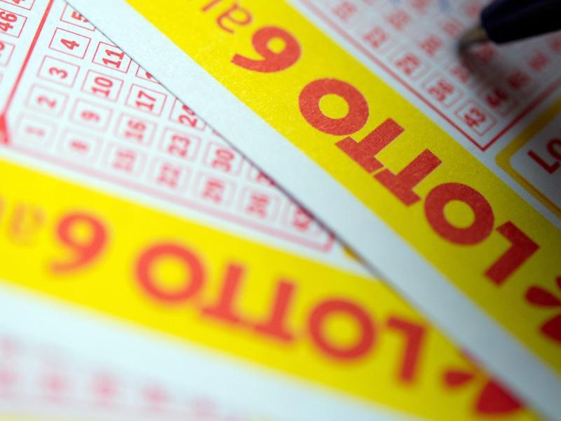 Bild zu Lotto-Jackpot