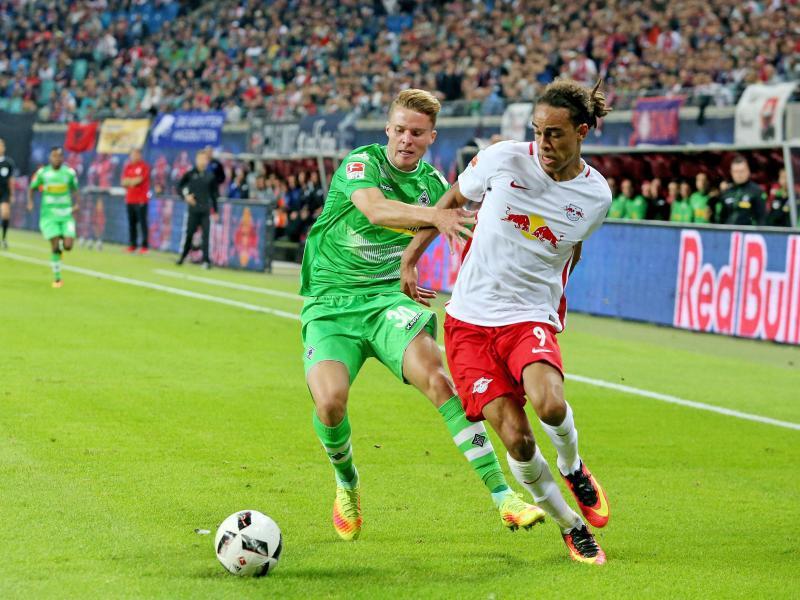 Bild zu RB Leipzig - Borussia Mönchengladbach