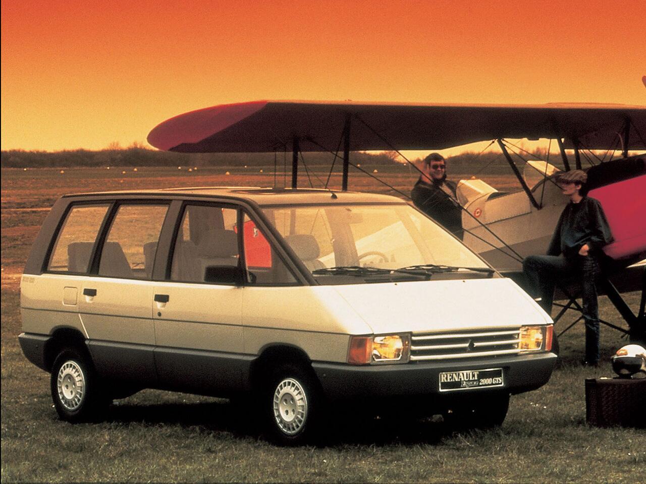 Bild zu Renault Espace