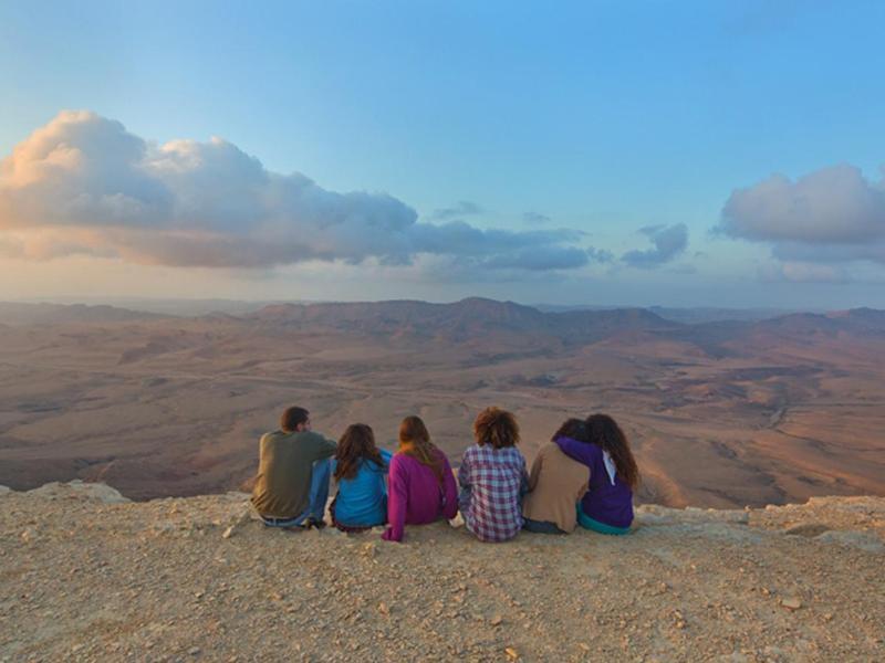 Bild zu Negev-Wüste