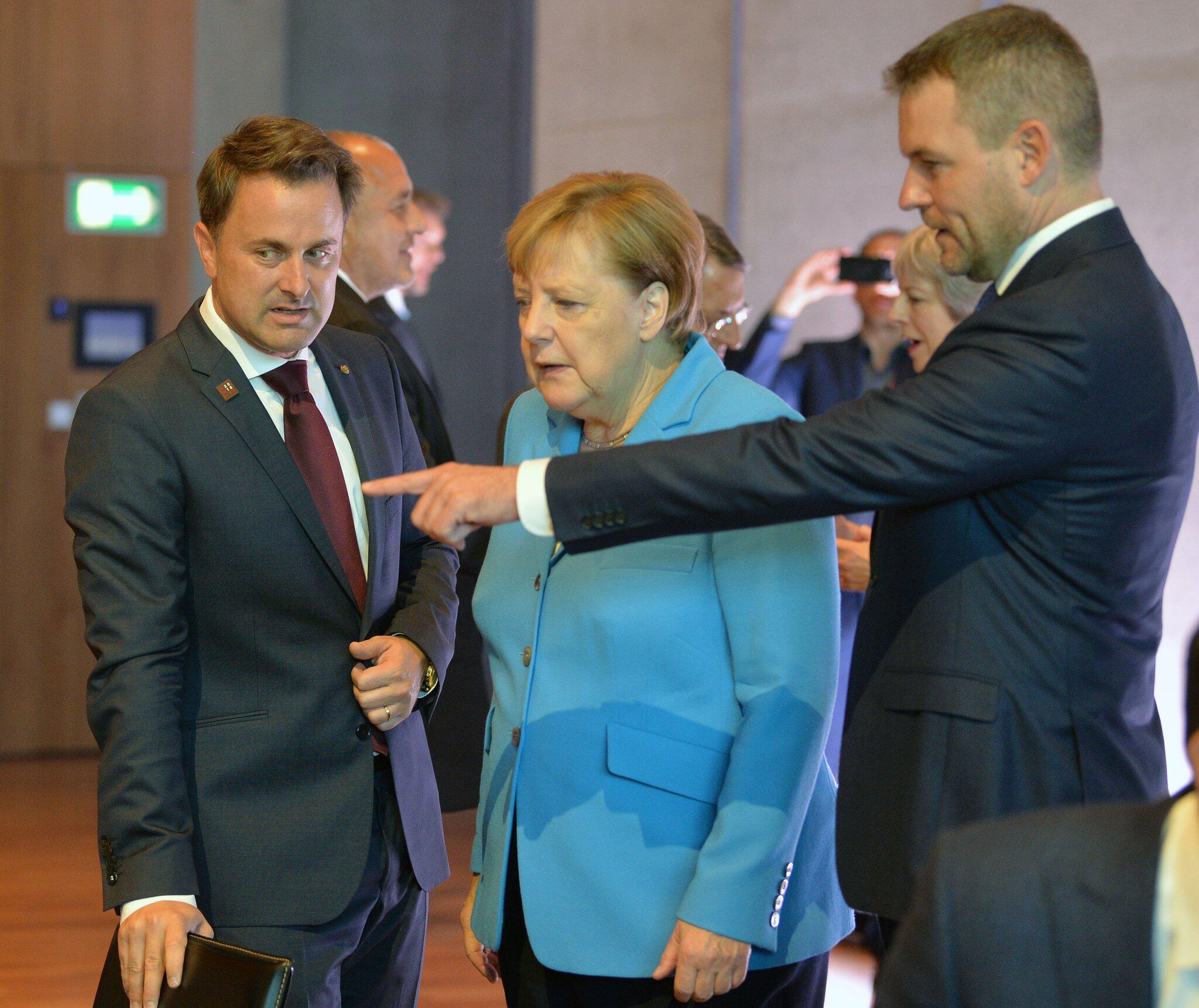 Bild zu Informeller EU-Gipfel in Salzburg