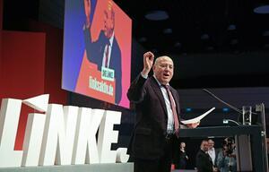 Parteitag Die Linke in Bonn