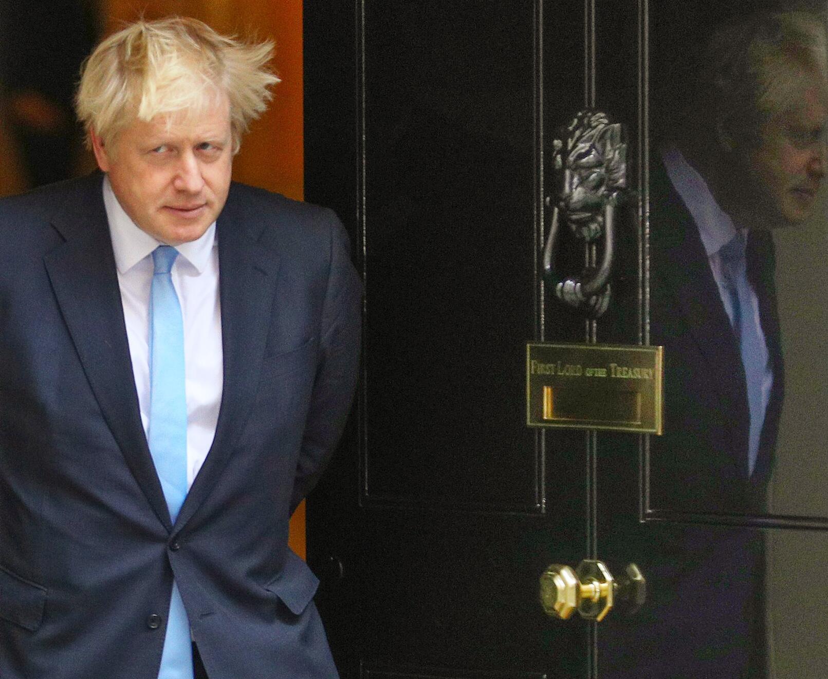 Gesetz gegen No-Deal-Brexit gilt:Neuwahlpläne platzen - Parlament pausiert
