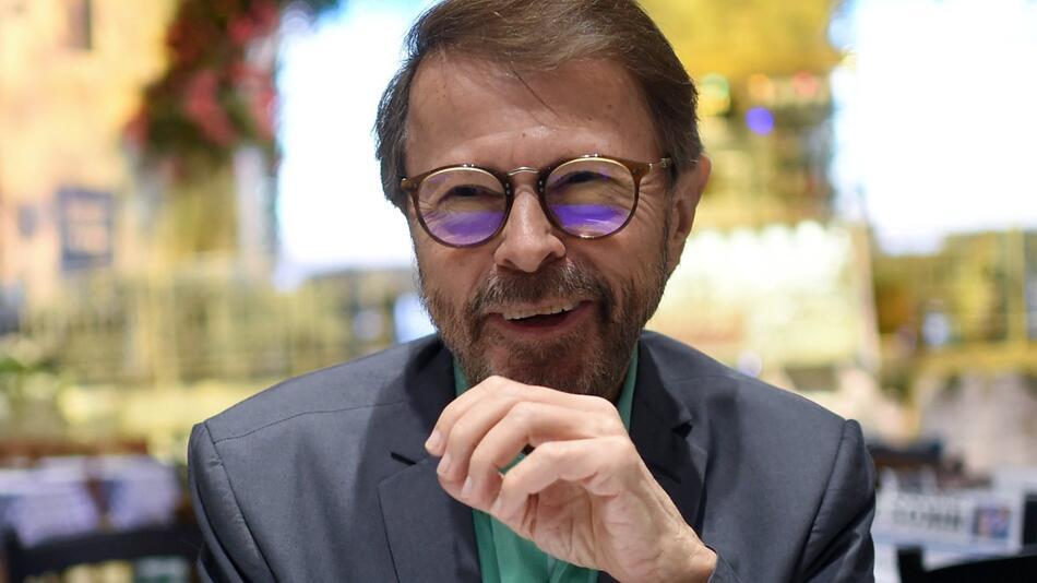 Sänger Björn Ulvaeus