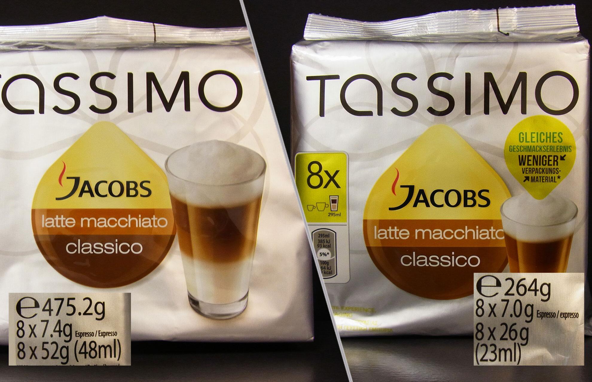 Bild zu Tassimo Jacobs Latte Macchiato Classico