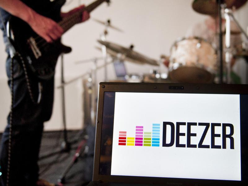 Bild zu Anbieter von Musik-Streaming