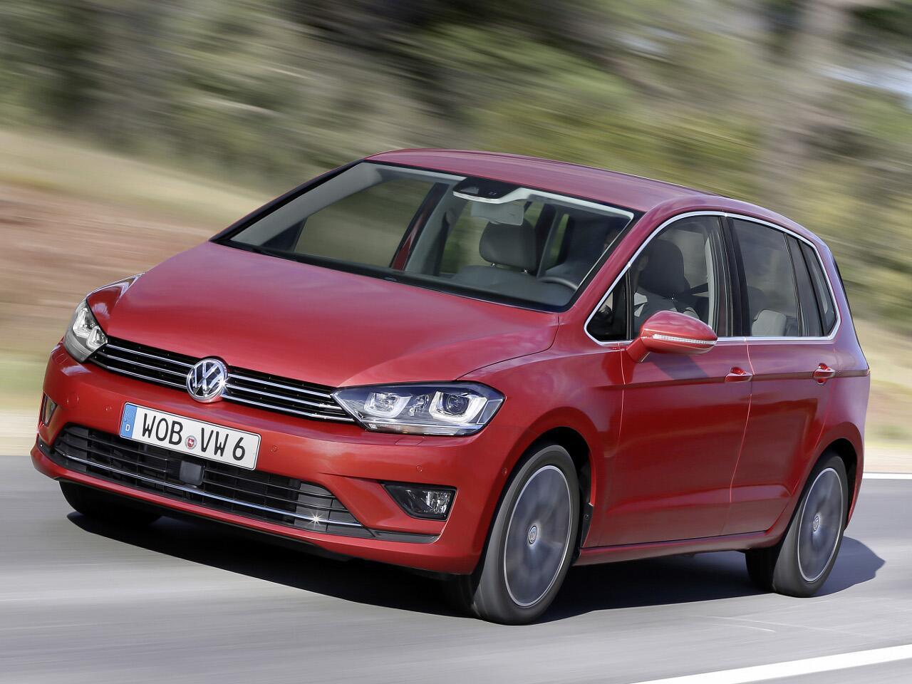 Bild zu VW Golf Sportsvan