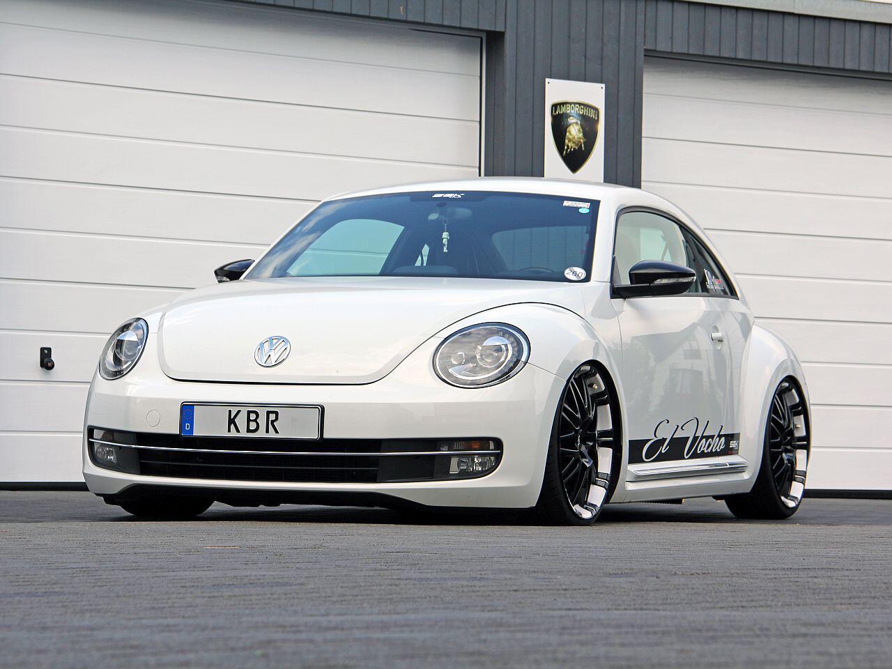 Bild zu VW Beetle von KBR Motorsport