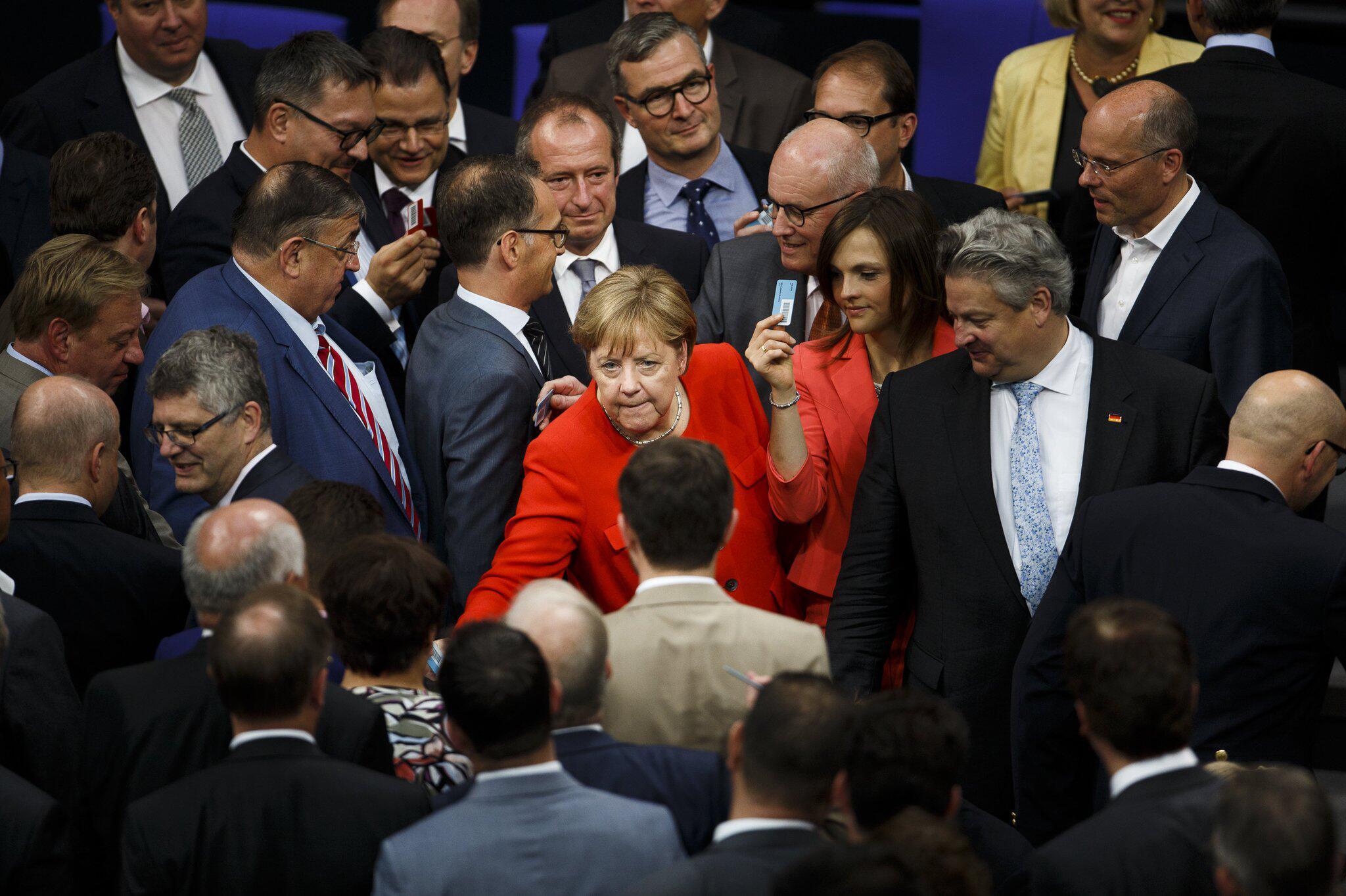 Bild zu German Bundestag