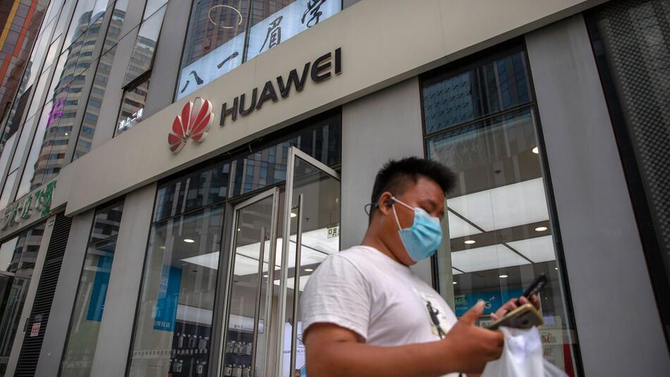 Großbritannien schließt Huawei vom Ausbau seines 5G-Netzes aus