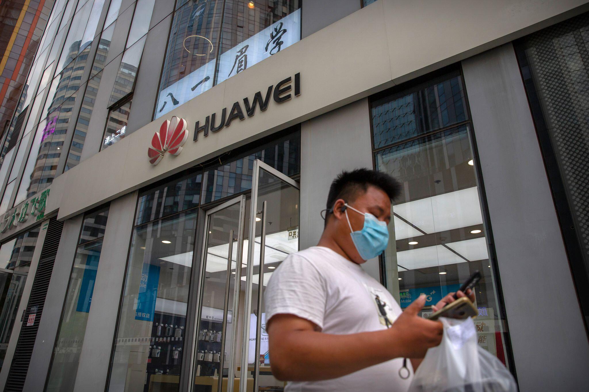 Bild zu Großbritannien schließt Huawei vom Ausbau seines 5G-Netzes aus