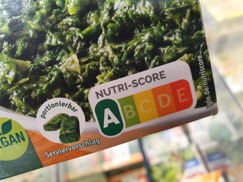 Bild zu Nutri-Score