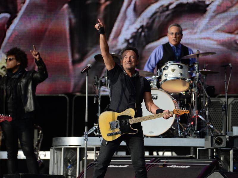Bild zu Bruce Springsteen in München