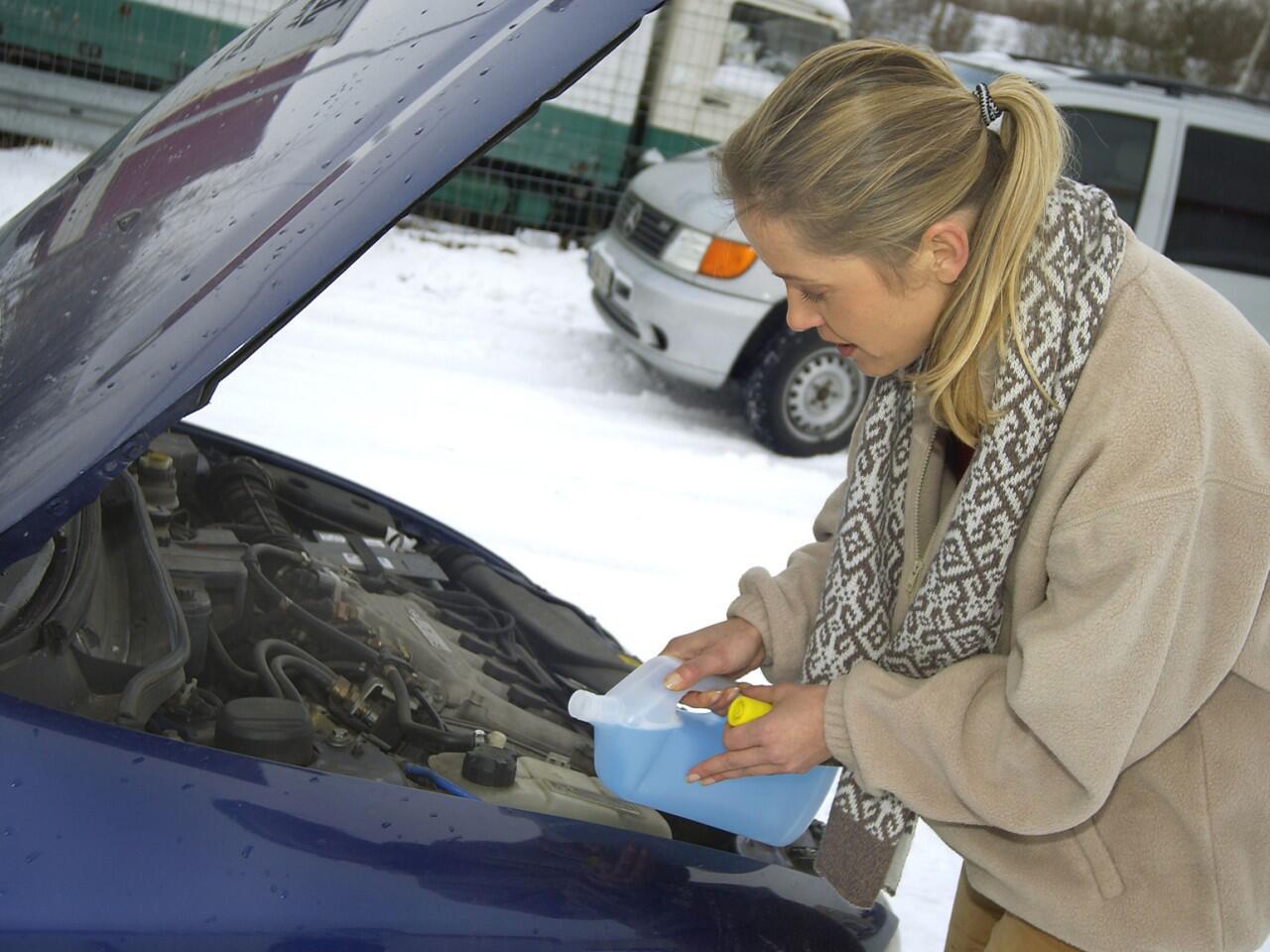 Bild zu Fahrzeugpflege für den Winter: Optimal gerüstet in die kalte Jahreszeit